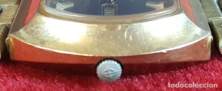 Relojes automáticos: RELOJ DE PULSERA. ZODIAC SST 36000. CAJA EN ACERO CHAPADO EN ORO. CIRCA 1970. - Foto 3 - 99423103