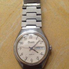 Relojes automáticos: THERMIDOR AUTOMATICO INCABLOC 25 JEWELS. Lote 99720488