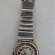 Relojes automáticos: RELOJ DE ACERO TORMAS AUTOMÁTICO, 17 RUBIS. Lote 118274024