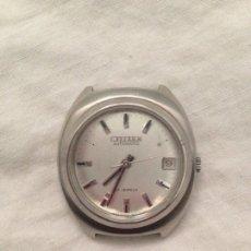 Relojes automáticos: RELOJ CITIZEN WATCH CO AUTOMATICO 21 JEWELS. Lote 100144375