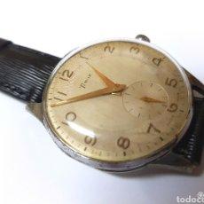 Relojes automáticos: RELOJ TIMOR CUERDA MANUAL - FUNCIONANDO. Lote 100256879