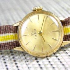 Relojes automáticos: OCASION TISSOT ALTA GAMA!!!! ORO 20 MICRAS AÑOS 60 EXCELENTE ESTADO LOTE WATCHES. Lote 100551727