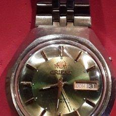 Relojes automáticos: RELOJ AUTOMÁTICO ORIENT AÑOS 60/70. Lote 101225262
