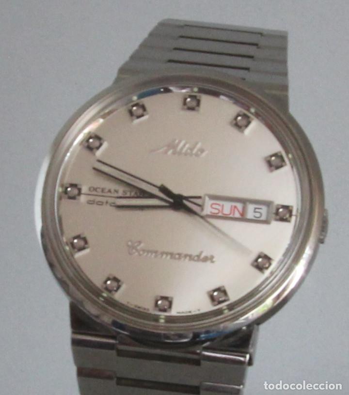 66e8ffd363f1 Relojes automáticos  Reloj MIDO OCEAN STAR Dato Day Commander - Foto 2 -  101756123