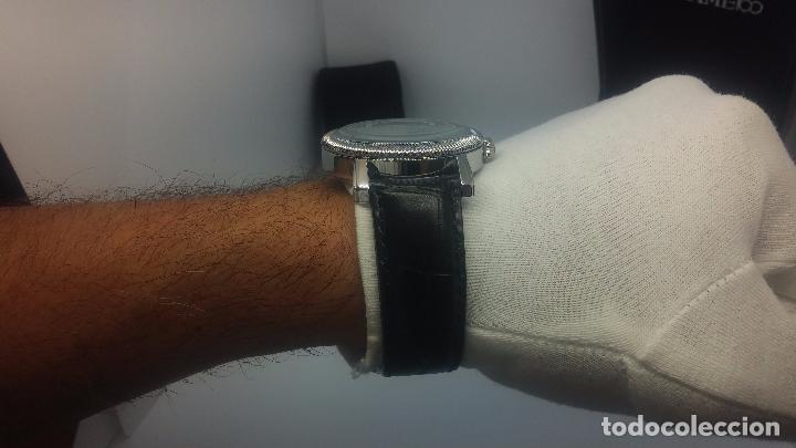 Relojes automáticos: Reloj Skeleton automatic, de caballero, seminuevo, muy bello. - Foto 35 - 101949063