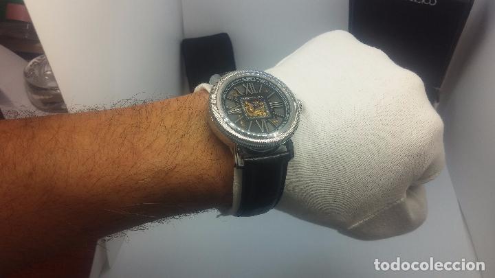 Relojes automáticos: Reloj Skeleton automatic, de caballero, seminuevo, muy bello. - Foto 50 - 101949063