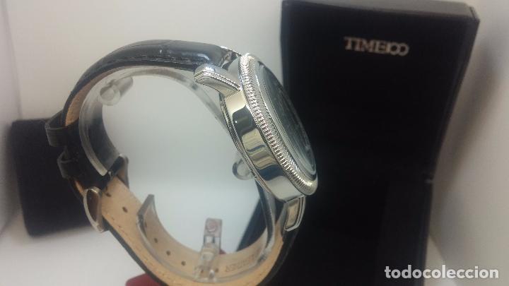 Relojes automáticos: Reloj Skeleton automatic, de caballero, seminuevo, muy bello. - Foto 61 - 101949063