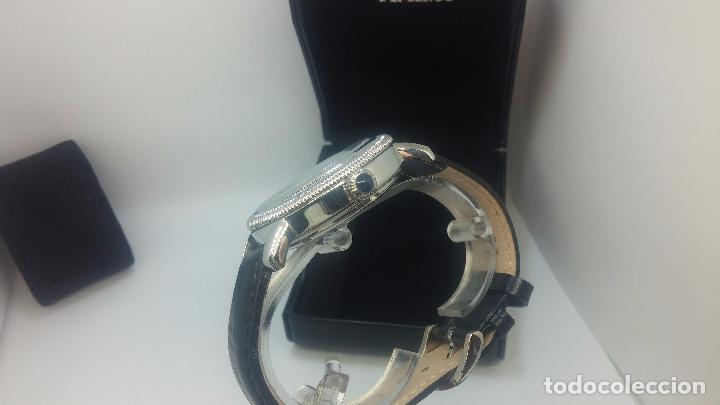 Relojes automáticos: Reloj Skeleton automatic, de caballero, seminuevo, muy bello. - Foto 78 - 101949063