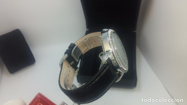 Relojes automáticos: Reloj Skeleton automatic, de caballero, seminuevo, muy bello. - Foto 81 - 101949063