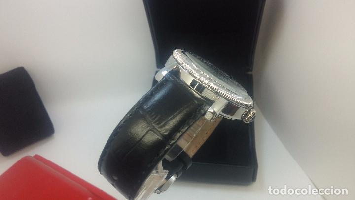 Relojes automáticos: Reloj Skeleton automatic, de caballero, seminuevo, muy bello. - Foto 83 - 101949063