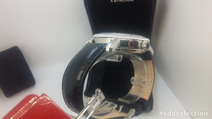 Relojes automáticos: Reloj Skeleton automatic, de caballero, seminuevo, muy bello. - Foto 84 - 101949063