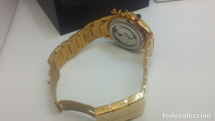 Relojes automáticos: Reloj automatico de caballero Astronomy de Lancoste, seminuevo, dos puestas - Foto 66 - 101950579