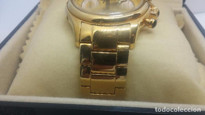 Relojes automáticos: Reloj automatico de caballero Astronomy de Lancoste, seminuevo, dos puestas - Foto 82 - 101950579