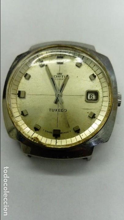 RELOJ AUTOMÁTICO FORTIS TUXEDO (Relojes - Relojes Automáticos)