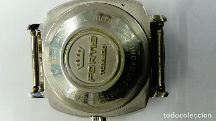 Relojes automáticos: Reloj Automático Fortis Tuxedo - Foto 2 - 102218303