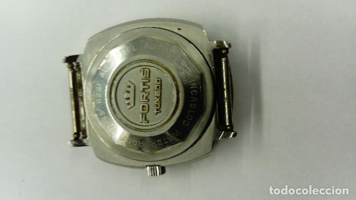 Relojes automáticos: Reloj Automático Fortis Tuxedo - Foto 3 - 102218303