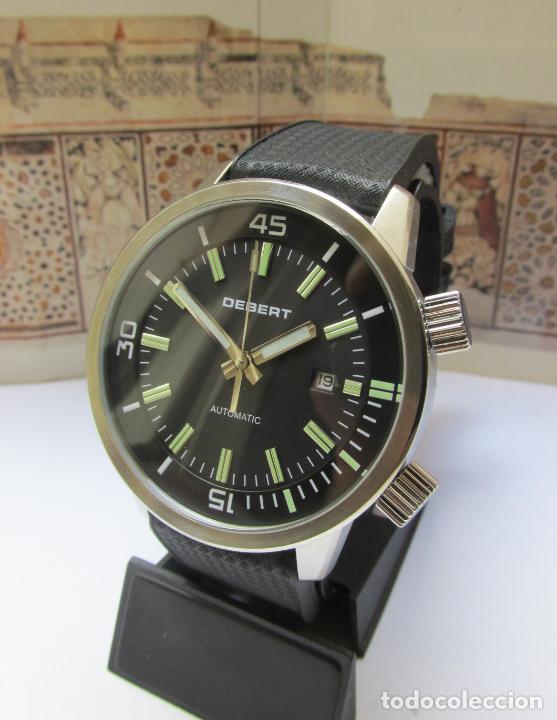 Relojes automáticos: Diver sub automático 21 jewels homenaje - Foto 2 - 102295879