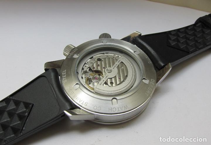 Relojes automáticos: Diver sub automático 21 jewels homenaje - Foto 3 - 102295879