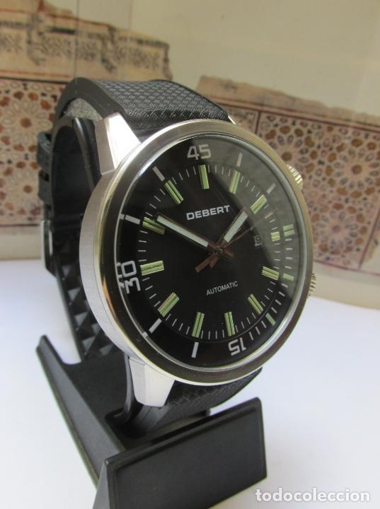 Relojes automáticos: Diver sub automático 21 jewels homenaje - Foto 4 - 102295879