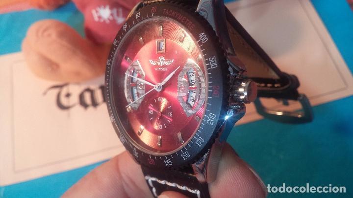 Relojes automáticos: Dos botitos relojes uno automático y otro cuarzo, en muy buen estado de revista y funcionamiento - Foto 6 - 102402199
