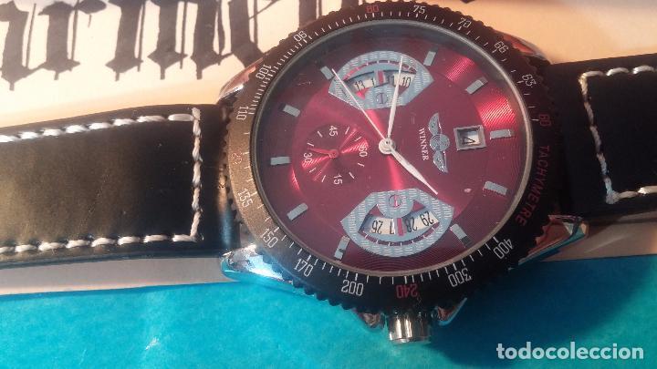 Relojes automáticos: Dos botitos relojes uno automático y otro cuarzo, en muy buen estado de revista y funcionamiento - Foto 8 - 102402199