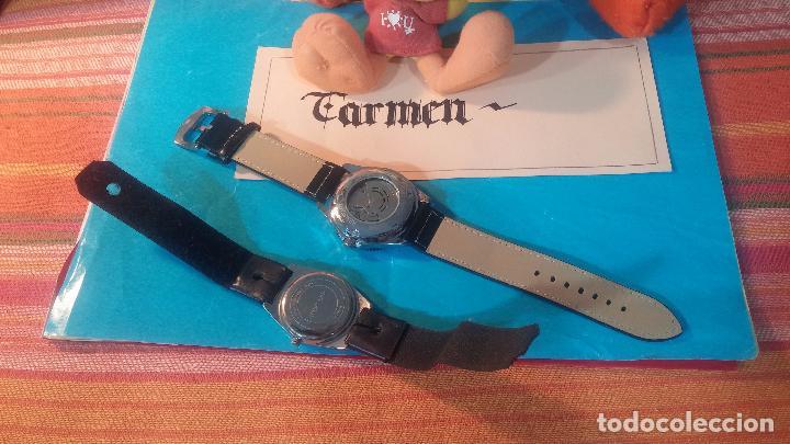 Relojes automáticos: Dos botitos relojes uno automático y otro cuarzo, en muy buen estado de revista y funcionamiento - Foto 14 - 102402199