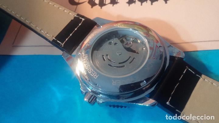 Relojes automáticos: Dos botitos relojes uno automático y otro cuarzo, en muy buen estado de revista y funcionamiento - Foto 16 - 102402199