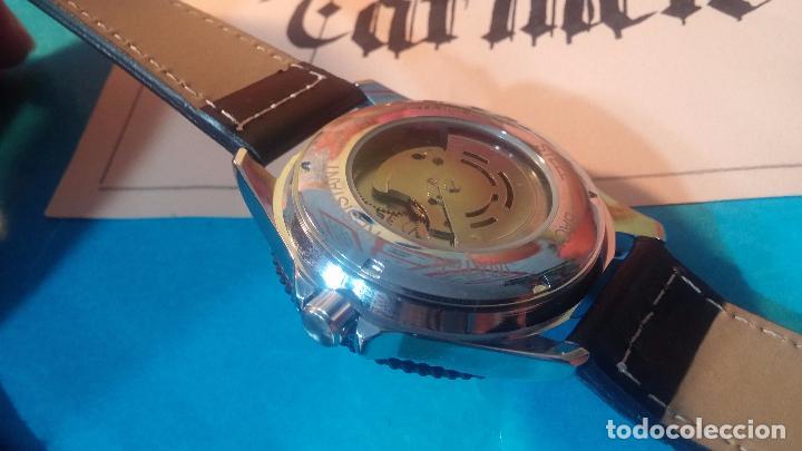 Relojes automáticos: Dos botitos relojes uno automático y otro cuarzo, en muy buen estado de revista y funcionamiento - Foto 17 - 102402199