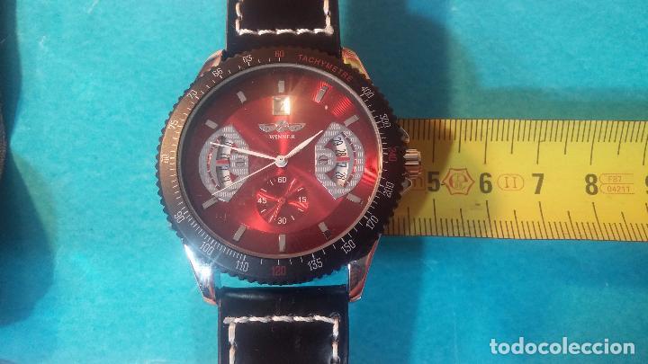 Relojes automáticos: Dos botitos relojes uno automático y otro cuarzo, en muy buen estado de revista y funcionamiento - Foto 20 - 102402199