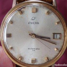 Relojes automáticos: RELOJ ENICAR AUTOMATIC 33 DE 1960. Lote 137814956