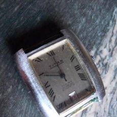 Relojes automáticos: VIEJO TITAN,AUTOMATICO SUIZO.CABALLERO.CALENDARIO,PARADO.. Lote 102951591