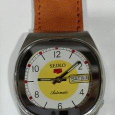 Relojes automáticos: RELOJ MARCA SEIKO MOD. 6310-7000 JAPAN MADE. SERIE 5 AUTOMÁTICO AÑO 1960. Lote 102953736