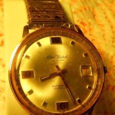 Relojes automáticos: RELOJ CLER WATCH - AUTOMATICO. 25 RUBIS. 34.3 MM. DESCRIPCION Y FOTOS INTER/EXTER.. Lote 103282655