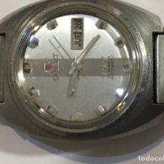 Relojes automáticos: RELOJ ORIENT AUTOMÁTICO EN ACERO COMPLETO EN FUNCIONAMIENTO . Lote 103446547