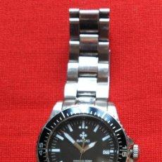Relojes automáticos: RELOJ SAWC ALBATROS, EDICIÓN ESPECIAL COLECCIONISTAS. BISEL NEGRO.. Lote 103481511