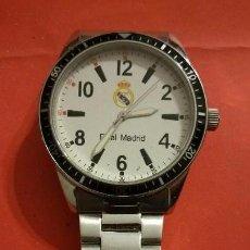 Relojes automáticos: RELOJ OFICIAL DEL REAL MADRID.. Lote 103534011