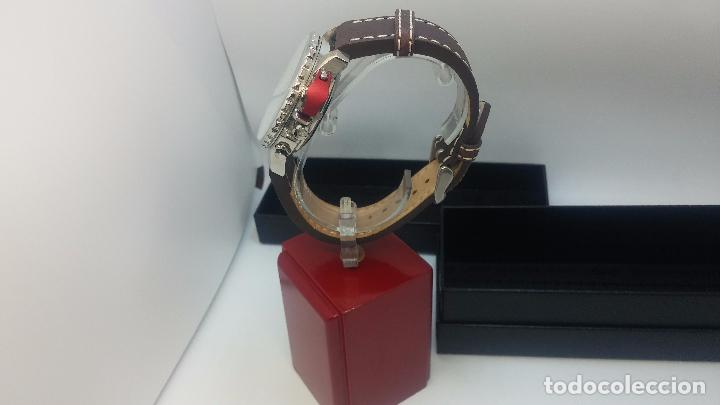 Relojes automáticos: Reloj Thunderbirs automatic, edicion limited, estilo aviador, de caballero - Foto 9 - 103808687
