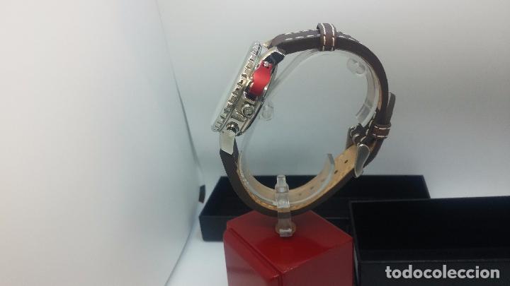 Relojes automáticos: Reloj Thunderbirs automatic, edicion limited, estilo aviador, de caballero - Foto 10 - 103808687