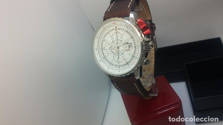 Relojes automáticos: Reloj Thunderbirs automatic, edicion limited, estilo aviador, de caballero - Foto 16 - 103808687