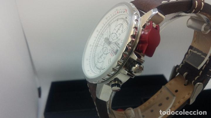 Relojes automáticos: Reloj Thunderbirs automatic, edicion limited, estilo aviador, de caballero - Foto 18 - 103808687
