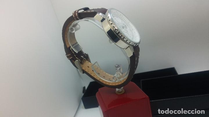 Relojes automáticos: Reloj Thunderbirs automatic, edicion limited, estilo aviador, de caballero - Foto 19 - 103808687