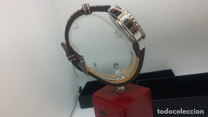 Relojes automáticos: Reloj Thunderbirs automatic, edicion limited, estilo aviador, de caballero - Foto 20 - 103808687
