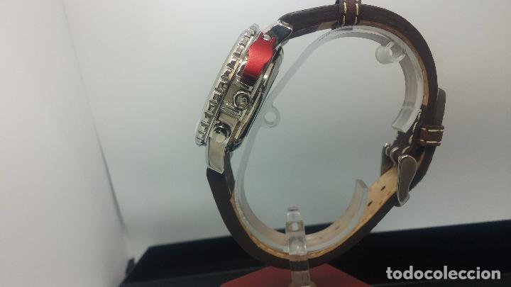 Relojes automáticos: Reloj Thunderbirs automatic, edicion limited, estilo aviador, de caballero - Foto 26 - 103808687