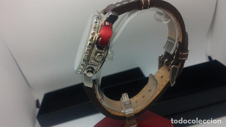 Relojes automáticos: Reloj Thunderbirs automatic, edicion limited, estilo aviador, de caballero - Foto 27 - 103808687