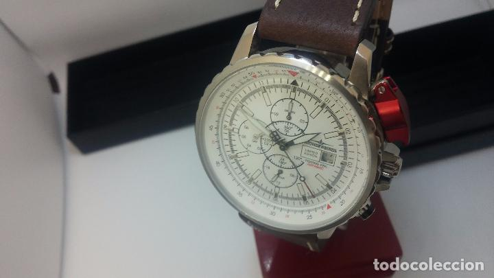 Relojes automáticos: Reloj Thunderbirs automatic, edicion limited, estilo aviador, de caballero - Foto 29 - 103808687