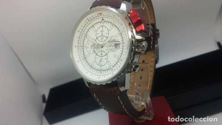 Relojes automáticos: Reloj Thunderbirs automatic, edicion limited, estilo aviador, de caballero - Foto 33 - 103808687