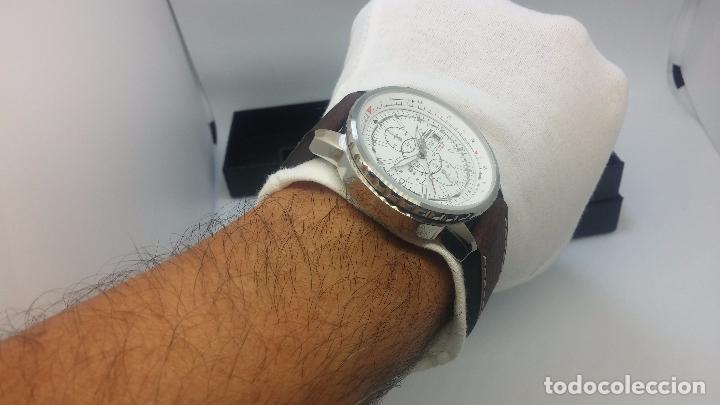 Relojes automáticos: Reloj Thunderbirs automatic, edicion limited, estilo aviador, de caballero - Foto 51 - 103808687