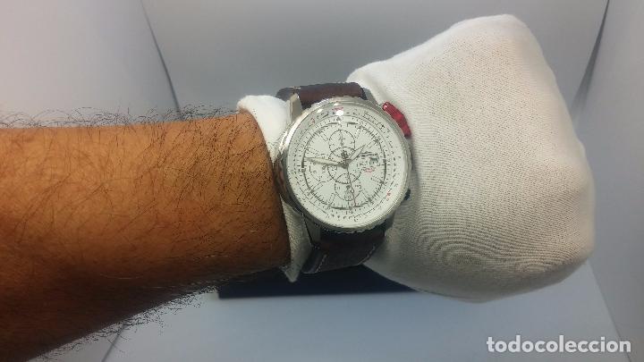 Relojes automáticos: Reloj Thunderbirs automatic, edicion limited, estilo aviador, de caballero - Foto 58 - 103808687