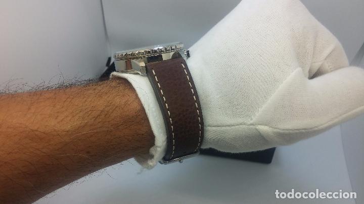 Relojes automáticos: Reloj Thunderbirs automatic, edicion limited, estilo aviador, de caballero - Foto 59 - 103808687