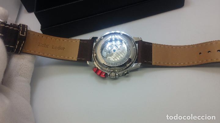 Relojes automáticos: Reloj Thunderbirs automatic, edicion limited, estilo aviador, de caballero - Foto 67 - 103808687